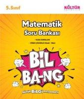 KÜLTÜR 5. SINIF MATEMATİK BİL-BANG SORU BANKASI