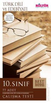 KÜLTÜR 10. Sınıf Türk Dili ve Edebiyatı Best Çalışma Test