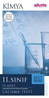 Kültür 11. Sınıf Kimya Best Çalışma Testi