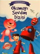 Okumayı Sevdim Dizisi Eğlenci Kitaplar 10 Kitap