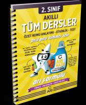 Arı Yayınları 2. Sınıf Akıllı Tüm Dersler Özet...
