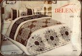 Belenay çift kişilik uyku seti dantel bej