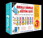 Akıllı Damla Eğitim Seti 3. Sınıf+ Türkçe Sözlük Hediyeli