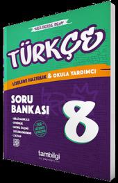 Tam Bilgi 8.sınıf Türkçe Soru Bankası