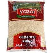 Yazar 5000 gr Osmancık Yerli  Pirinç
