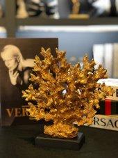 Dekoratif Siyah Altın Mercan