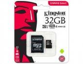 Kingston 32gb Micro Sd Hafıza Kartı Canvas...