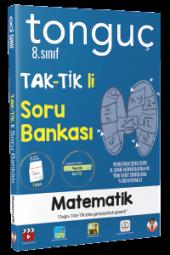 Tonguç Yayınları 8. Sınıf Lgs Matematik Taktikli Soru Bankası