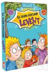 Levent İlk Okuma Kitaplarım (1. Sınıf 10 Kitap Set)