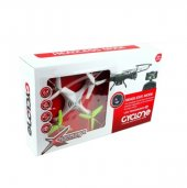Yabidur Kutulu 2.4Ghz 4Ch Gyro Drone Wıfı Cameralı-2