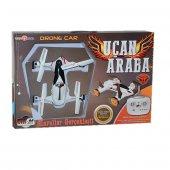 Yabidur Oyuncak Uçan Araba Em X Arabalı Dron Lili ...