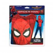 Yabidur Action Suit Blister Spiderman Kostüm