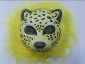 Yabidur Peluş Tiger Maskesi Hayvan Maskeleri Karış...