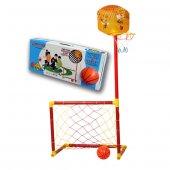 Yabidur Oyuncak Portatif Kale Basket Potasi