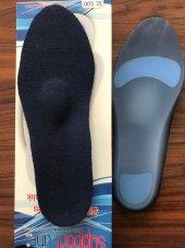 100 Silikon Kumaş Kaplı Ortopedik Tabanlık Topuk Ağrıları