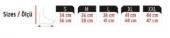 Ark Takviyeli Silikon Yoyo Tabanlık - Düz taban- Topuk ağrıları-4