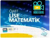 öabt Ortaöğretim Matematik Öğretmenliği 172 Saat Video Dersler