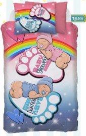 Alaca B09 Baby Shower 3d Bebek Nevresim Takımı