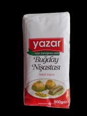 Yazar Nişasta Buğday 800 Gr X 10paket 8kg Kolı ...