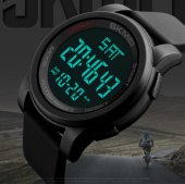 Skemi Su Geçirmez Asker Kol Saati Dijital Garantili Saat-3