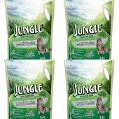 Jungle Kristal Kedi Kumu 3,4 Lt(1,4kg) 4 Adet