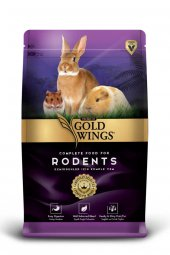 Gold Wings Premium Tavşan&hamster&ginepig Yemi 750 Gr