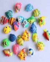 Plastik Balık Akvaryum Süsü 1 Adet