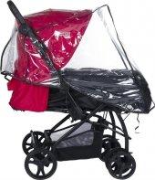 Tommybaby Nadia Lüx Çift Yön Bebek Arabası Puset-9