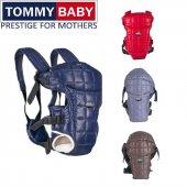 Tommybaby Lotus Bebek Taşıyıcı Kanguru Bebek...