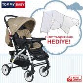 Tommybaby Eagle Alüminyum Lüx Çift Yön Bebek Arabası-9