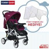 Tommybaby Eagle Alüminyum Lüx Çift Yön Bebek Arabası-10