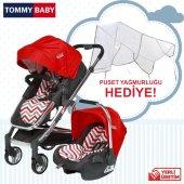 Tommybaby Toranto Tb 12 Travel Sistem Bebek...