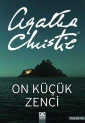 On Küçük Zenci Agatha Christie Altın Kitaplar Yayınevi