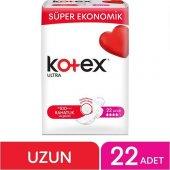 Kotex Ultra Hijyenik Ped Uzun (22 Adet)
