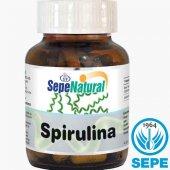 Spirulina 90 Kapsül Sepe Natural Siprulina Yosun H...