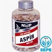 Nop Aspir 200 Kapsül 880 Mg Cla Skt 2023