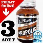 Propolis Extract Tablet 180 X 1050 Mg Propolis Ekstrakt Ekstresi Skt 2024