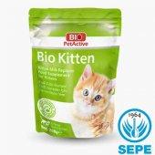 Bio Kitten Milk Powder 200 Gr Yavru Kedi Süt Tozu...