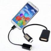 Otg Kablo Telefon Tablet Adapter