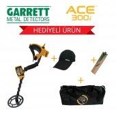Garrett Ace 300i Hediyeli Ürün