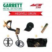 Garrett Dedektör Ace 250 + Karma Performans...