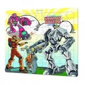 Lcdev002 Kahraman Robotlar Dev Frame Puzzle