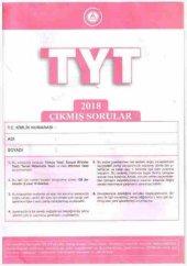 Tyt 2018 Çıkmış Sorular Kitapçığı