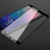 Samsung Galaxy A5 A6 A7 A8 A9 J4 J6 Plus 2018 5D Kırılmaz Cam-2