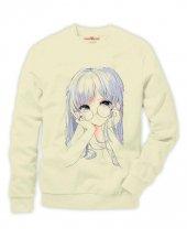Tshirthane Fairy Tail Glass Anime Sweatshirt...