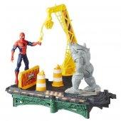 Spider Man Web City Oyun Seti B7199