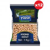 Yazar Koçbaşı Nohut 9 ml 1 kg x 12 Adet