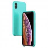 Apple İphone X Xs 5.8 Kılıf Baseus Lsr Su Yeşili