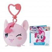 Pinkie Pie My Little Pony Klipsli Mini Pony Peluş - E0030-E0425-2