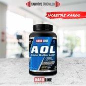 Hardline AOL 120 Kapsül Arjinin - Ornitin - Lizin